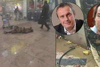 Teroru bude víc a časem zaútočí i v Česku, říkají bezpečnostní experti Šándor a Pojar