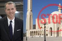 """Čech prosazuje v Německu zákaz mešit. Korán prý """"lže a klame"""""""