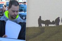 Záhada mrtvoly a zraněného na Mladoboleslavsku rozluštěna: Policie dopadla podezřelého