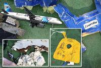 Záhada letu MS804 pokračuje: Krátce před pádem vypukl na palubě airbusu požár