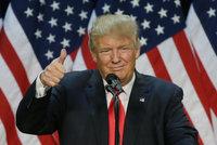 Trump m� fin�le boje o B�l� d�m jist�, spo��tali novin��i. Zat�m jen o hlas
