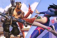 Overwatch kone�n� vy�el, jde o prvn� st��le�ku od kultovn�ho studia Blizzard
