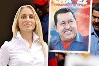 Bohat� Venezuela na dosah zk�ze. �Havel by ji podpo�il,� m�n� europoslankyn�