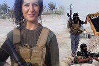 Teroristy z ISIS je snadn� zab�t, ��k� studentka, kter� rok bojovala s d�ih�disty