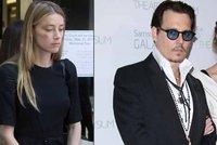 Johnny Depp pod vlivem drog ml�til man�elku: Byl tak mimo, �e jsem se b�la o �ivot!