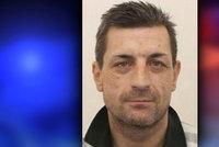 Policie pátrá po nenapravitelném recidivistovi: Hledají ho už podesáté