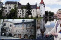 �ivotn� p��b�h Jany Hildprandtov�-Germenisov� (69) z Blatn�: Baronka 40 let putovala sv�tem, te� pe�uje o perlu ji�n�ch �ech!
