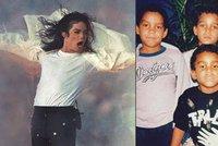 Z pedofilie obvi�ovan� Michael Jackson (�50): Zneu��val a upl�cel vlastn� synovce?!
