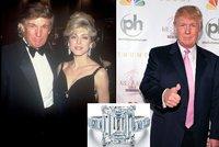 Trump�v prsten se prodal za 7 milion�! Pat�il milence, kter� zni�ila man�elstv� s Ivanou