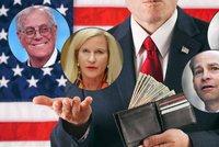 P�ehled nejbohat��ch klan� USA: Rockefellerov� pat�� mezi ty �chud�