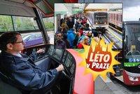 MHD pojede v pr�zdninov�m re�imu: Intervaly se prodlou��, 3 tramvajov� linky zmiz�