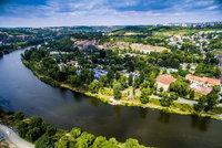 Praha d� 90 milion� na ulice u severn� sekce zoo: Ji�n� ��st �ostrouh� kv�li z�plav�m