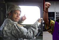 Zabiják z Dallasu (25) chtěl vraždit bílé policisty. Vycvičil se v armádě