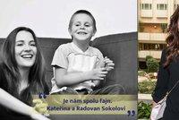 Miss Sokolová má brášku autistu: Po očkování přestal mluvit a začal mít potíže s trávením