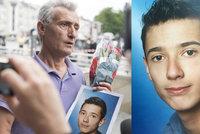 �tok v Mnichov�: Dijamant (21) volal otci minuty p�ed smrt�. Vrah st�l vedle n�j