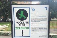 Chodce na Kula��ku ��d� v�chodon�meck� pan��ek: ��esk�ho by si nev�imli,� ��k� radnice