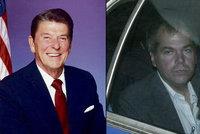 Sp�chal atent�t na americk�ho prezidenta, pachatele po 35 letech pustili na svoodu