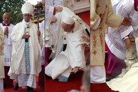 Dobrotiv� bo�e! Pape� se z��til v Polsku p�ed desetitis�ci v���c�mi