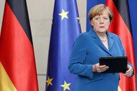 Skon�� Merkelov� jako kancl��ka? Rozhodnut� padne p��t� jaro