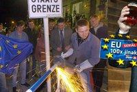 Vstup do EU zapil pivem, teď nad ní Klaus kroutí hlavou. Jak slavili Češi?