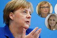 Merkelov� to schytala: �Neuzn� chybu.� Kdo pro ni v �esku na�el pochopen�?