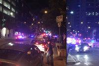 Střelba v Texasu. Útočník zabil nejméně jednoho člověka a uniká policii
