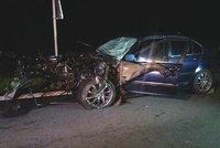 Nehoda, po které zůstali 4 sirotci: Smrt rodičů způsobila cizinka v BMW, tvrdí policie o horažďovické tragédii