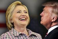 Trump: Volby bychom m�li prost� zru�it. Clintonov� podle pr�zkum� v�t�z�