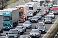 Silničáři letos rozkopou 72 kilometrů dálnic. Oprava čeká i Pražský okruh