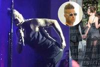 Robbie Williams prodal svůj zadek Rusům: Po svatbě ho poslali domů jako floutka