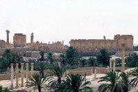 Část Palmýry padla opět do rukou Islámského státu. Syrská armáda vyslala posily