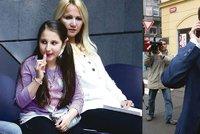 Dcera expremi�ra Grosse (�45): Krut� nemoc j� ni�� rozjetou kari�ru!