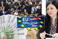 Rad�ji si sedn�te: Kolik pen�z bere Jourov� a �e�t� europoslanci?