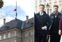 Rudé trenky nebyly útok na Zemana ani terorismus, hájili se Ztohoven u soudu