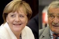Praha uv�t� Merkelovou. Kn�e: Uprchl�ci j� u�kodili, ale nikdo ji nesesad�