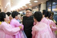 Jak utrácí severokorejský vůdce: 83 milionů za sexy prádlo pro přítelkyně