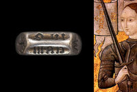 Prsten Johanky z Arku z�stane Francouz�m: Pomohl z�sah britsk� kr�lovny