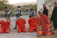 �edivousov� jsou novou poprav�� �etou ISIS, mezi radik�ly vra�d� sta�� i d�ti