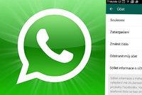 WhatsApp sd�l� va�e telefonn� ��slo s Facebookem, takto tomu m�ete zabr�nit