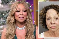 Um�raj�c� a HIV pozitivn� sestra Mariah Carey byla zat�ena za prostituci