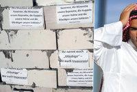 N�meck� policie vy�et�uje vandaly: Muslim�m zazdili vstup do me�ity
