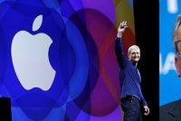 """""""Politická hovadina""""? Apple musí doplatit 350 miliard na daních, přikývl Juncker"""