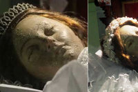 Video, z kter�ho b�h� mr�z po z�dech: T��setlet� mrtvola d�tsk� sv�tice otev�ela o�i!