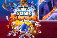 Sonic Boom: Fire & Ice recenze: Kdy� starou �kolu osv�� �hav� i ledov� novinky