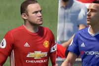 FIFA 17 recenze: Fotbalov� hra s du�� a p��b�hem