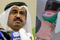 �ejkov� se shodli na zdra�en� ropy. OPEC kv�li tomu sn�� jej� produkci