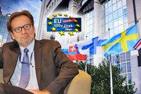 Diplomat o z�kulis� EU: �Ve 3:30 jsem budil premi�ra. Nakonec se probral.�