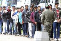 Němci se s uprchlíky přepočítali. Místo 1,1 milionu jich loni přišlo 890 tisíc
