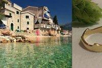 �esk� pot�p�� na�el v Chorvatsku snubn� prsten: Nezn�te majitele?