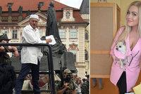 Šili do islámu a migrantů. Růžová Barbie či Konvička ve volbách pohořeli